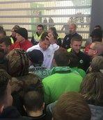 Wolfsburg'da taraftarlar ayaklandı!