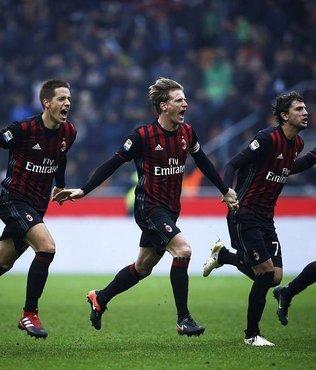 Milan takibi bırakmadı