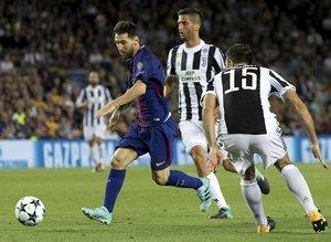 Galatasarayın intikamını Messi aldı