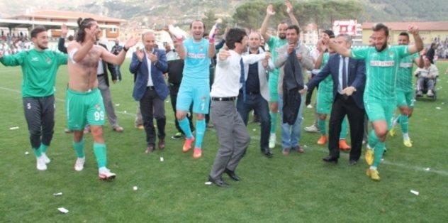 Yeni Amasyaspor son anda