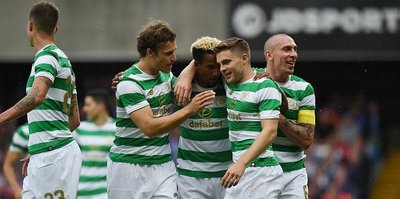 Celtic avantajı kaptı
