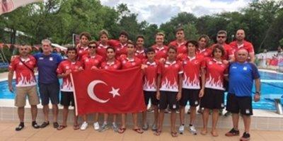 Türkiye, Balkan Oyunları'nda üçüncü oldu