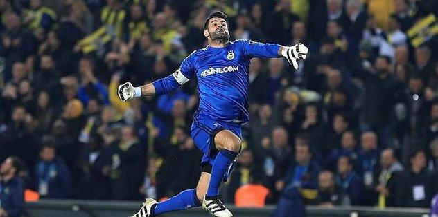 Beşiktaş'a karşı kale emin ellerde