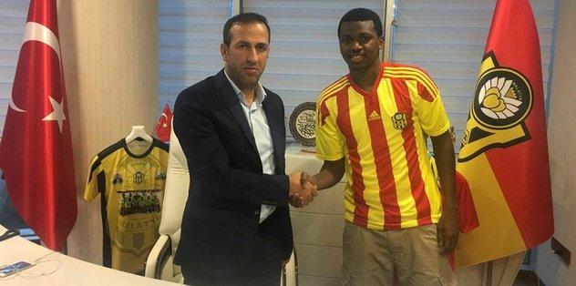 Yeni Malatyaspor, Diallo ile 2 yıllığına anlaştı