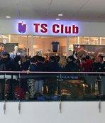 TS Club heyecanı
