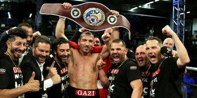 Fırat Arslan Avrupa Şampiyonu