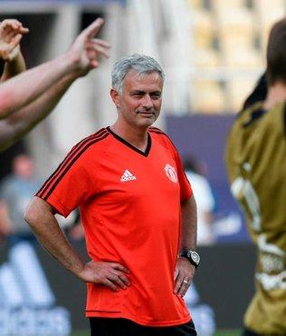 Mourinho eski öğrencileriyle kazanıyor