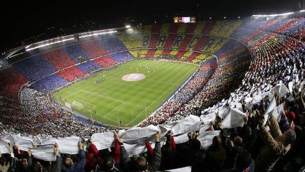 Camp Nou 55 yaşında!