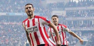 PSV gol oldu yağdı!