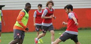 Adanaspor'da Gençlerbirliği maçı hazırlıkları sürüyor