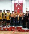 Medeniyet Okulları şampiyonluğu bırakmadı