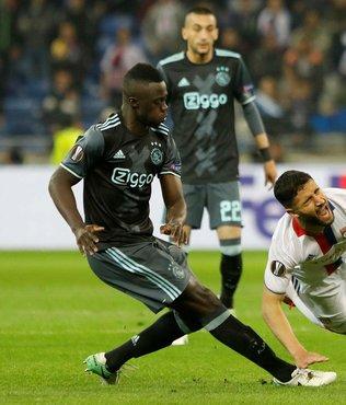 Tottenham'a Kolombiyalı savunmacı