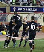 Azerbaycan temsilcisi Karabağ, play-off turuna yükseldi