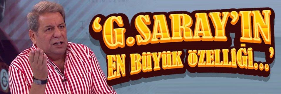ERMAN TOROĞLU: G.SARAY'IN EN BÜYÜK ÖZELLİĞİ...