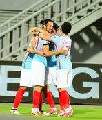 Yazıcı, Trabzonspor'u gururlandırıyor