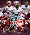 Beşiktaş - Olympiakos | Canlı Anlatım