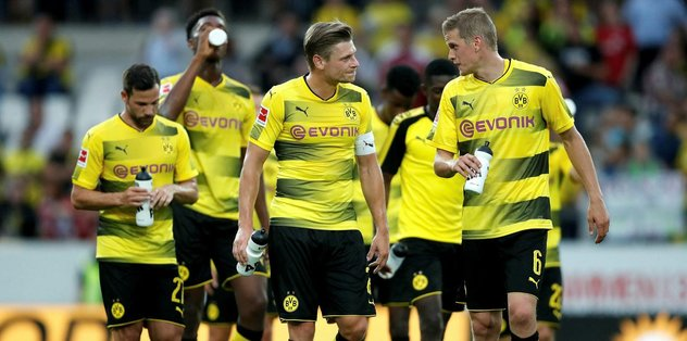 Dortmund, Türk teknik adamın bileğini bükemedi