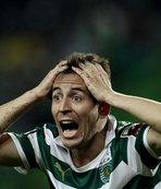 Portekizli oyuncuya 2,5 yıllık sözleşme