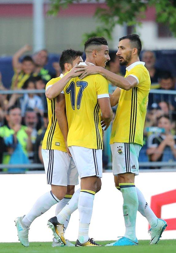 Fenerbahçe 1-2 Sporting Lizbon