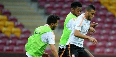 Galatasaray, Östersunds maçına hazır