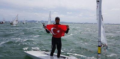 Yelkende dünya birinciliği