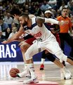 Basketbolda El Clasico Real Madrid'in