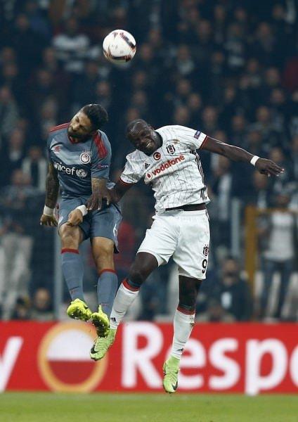 Aboubakar Beşiktaşlıları çıldırttı!