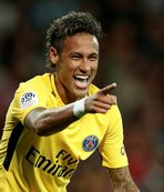 Neymar yıldızlaştı, PSG rahat kazandı