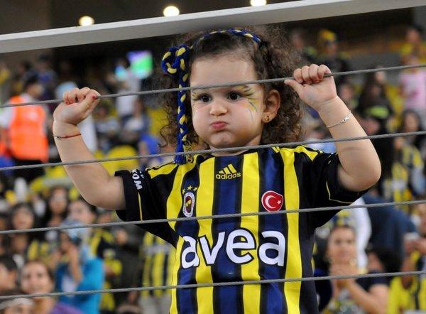 Fenerbahçe - Trabzonspor (Spor Toto Süper Lig 5. hafta maçı)