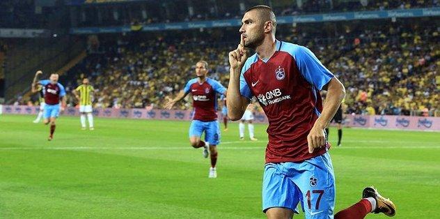 Burak Yılmaz'dan Edirnespor'a destek