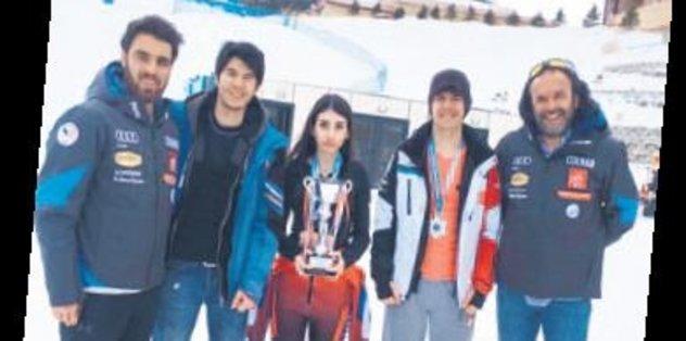 Erzurum'a damga vurdular