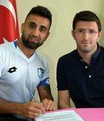 BB Erzurumspor, Gökhan Karadeniz ile anlaştı
