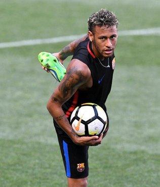 Neymar Jr'a dünyalar feda