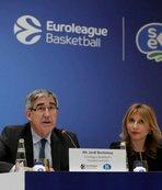 Euroleague Başkanı Bertomeu'dan övgü
