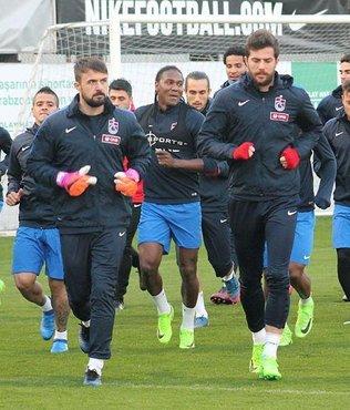 Trabzonspor Karabükspor'a hazırlanıyor