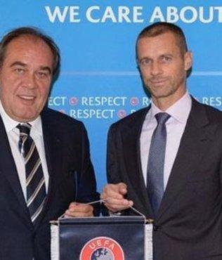 TFF, Euro 2024 için İsviçre'de