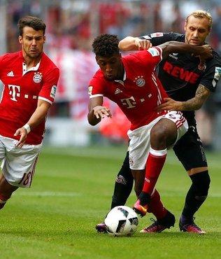 Bayern kazanamad�!