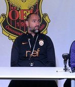 Tudor, Östersunds maçı öncesi konuştu