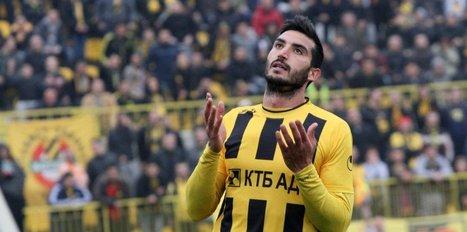 Hamza Younes Erzurumspor'da