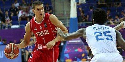 Sırbistan'ı yine Bogdanovic sırtladı