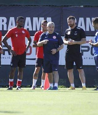 Antalyaspor'da T�rkiye Kupas� mesaisi