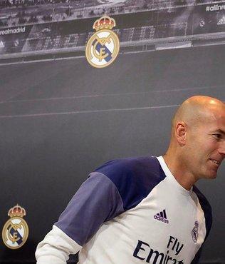 """Zidane: """"Messi'yi kontrol etmeye çalışacağız"""""""
