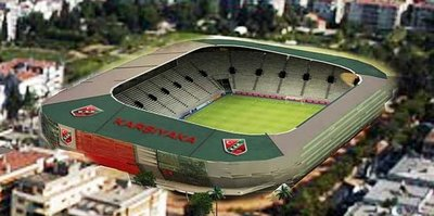 Karşıyaka Stadı'nın ihalesi yarın