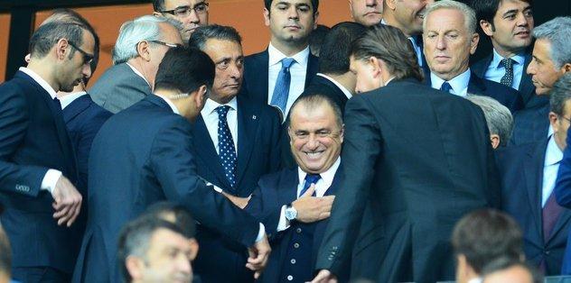 �Galatasarayl�lar�n gelmesi çok güzel�