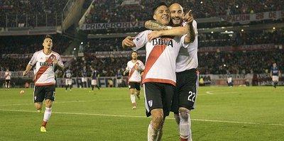 River Plate rövanşı 8 golle aldı
