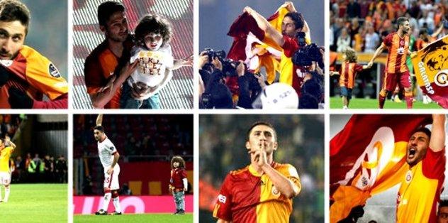 Futbolcu arkadaşlarından Sabri'ye destek