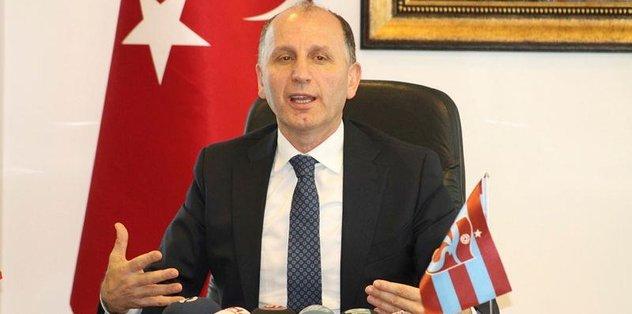 Muharrem Usta: Ayağa kalk Trabzon