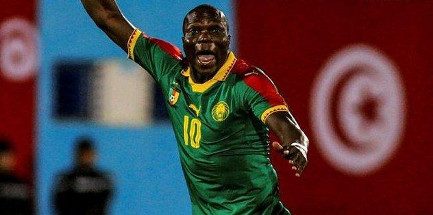 Aboubakar golünü attı