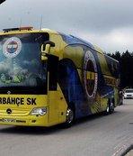Fener'e kurşun geçirmez otobüs