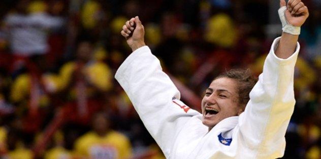 'Yılın Kadın Judocusu'